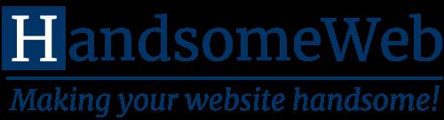 Web Hosting by HandsomeWeb
